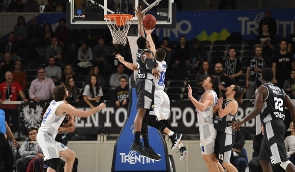 Top 16, Round 4: Buducnost edges Trento in 2OT, advances