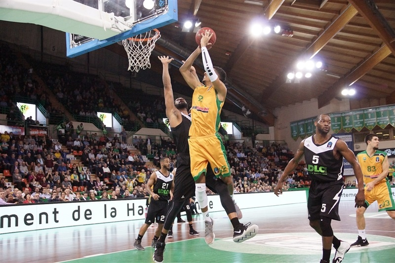 William Howard - Limoges CSP  (photo Limoges - Olivier Sarre) - EC17