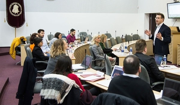 Sports Business MBA by EB Institute holds second session