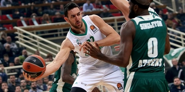 Conversation with Vasilije Micic, Zalgiris: 'Skiing is my first and biggest love'
