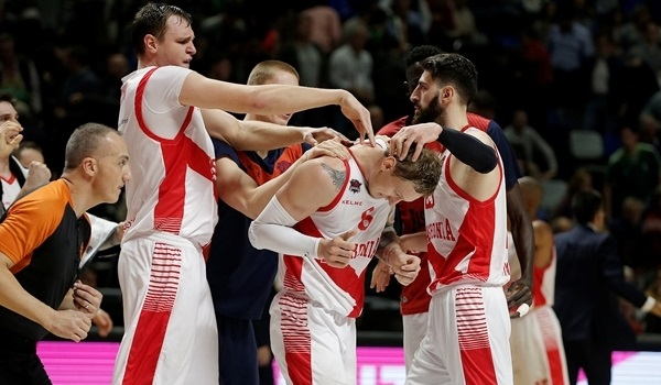 RS Round 20 report: Timma's layup lifts Baskonia in Malaga