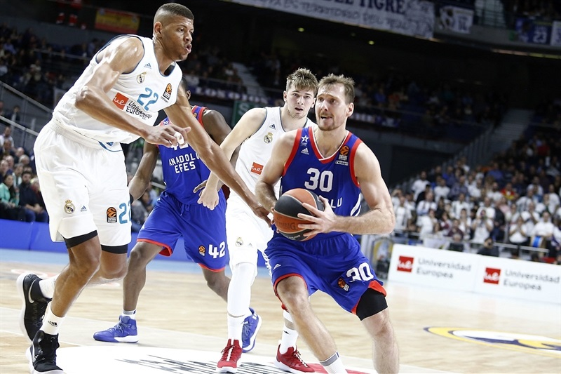 Zoran Dragic - Real Madrid - EB17