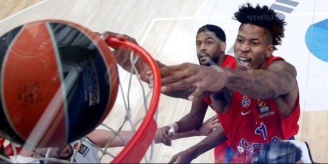Conversation with Will Clyburn, CSKA: 'I do like to dunk!'