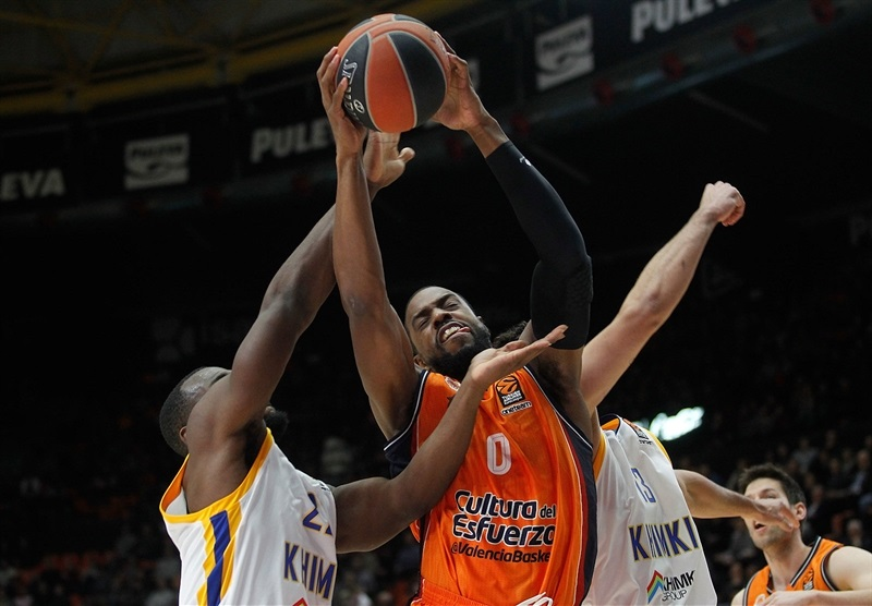 Will Thomas - Valencia Basket - EB17