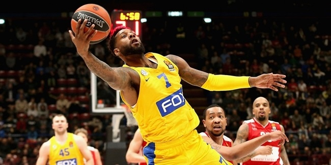Conversation with DeAndre Kane, Maccabi: 'It could have been me'