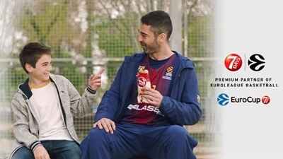 Euroleague Basketball collaborates with Chipita in ground-breaking advertising campaign