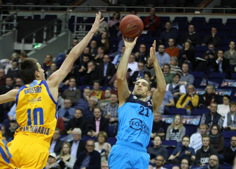Spencer Butterfield - ALBA Berlin (photo ALBA - Andreas Knopf) - EC17