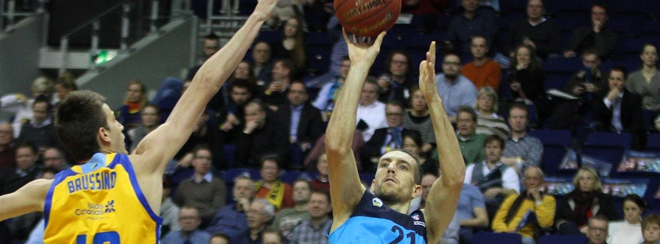 Nanterre brings back shooting guard Butterfield