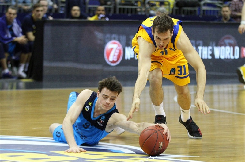 Jonas Mattisseck - ALBA Berlin (photo ALBA - Andreas Knopf) - EC17
