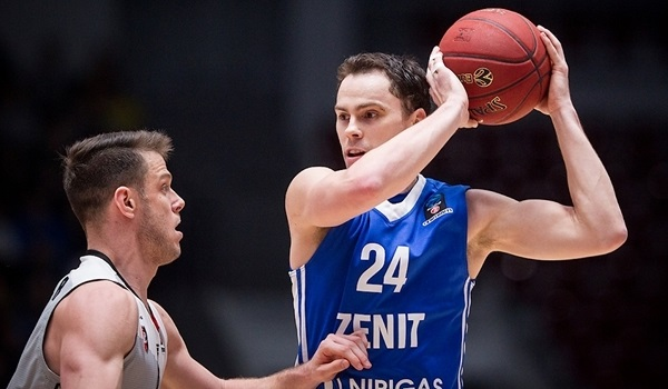 Top 16, Round 5: Zenit uses record night to oust Rytas