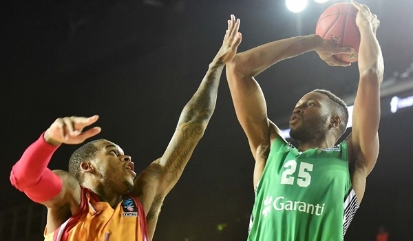 Top 16, Round 5: Darussafaka downs Galatasaray to clinch first place
