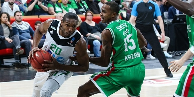 7DAYS EuroCup, Top 16, Round 5: ASVEL Villeurbanne vs. UNICS Kazan