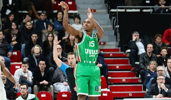 Top 16, Round 5: UNICS beats ASVEL in OT to stay alive