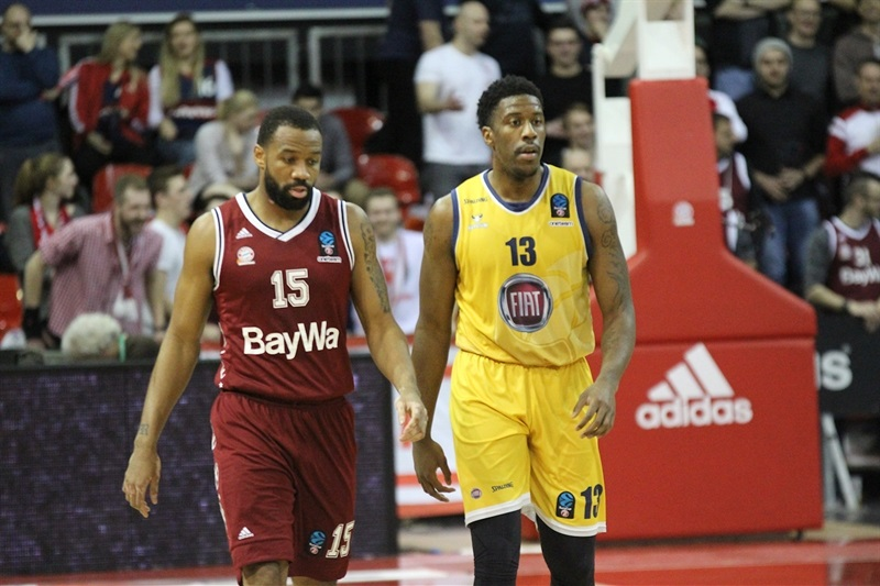 Lamar Patterson - Fiat Turin (photo FCBB) - EC17