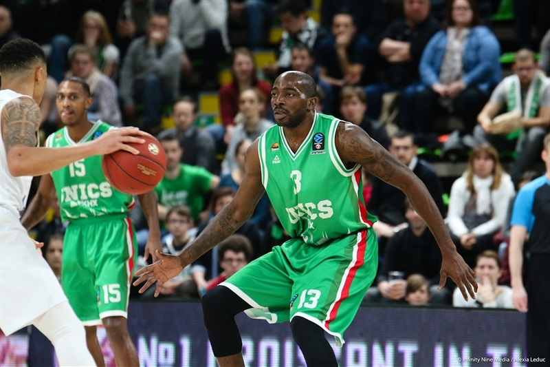 Stephane Lasme - UNICS Kazan (photo Asvel - infinity Nine Media - Alexia Leduc) - EC17