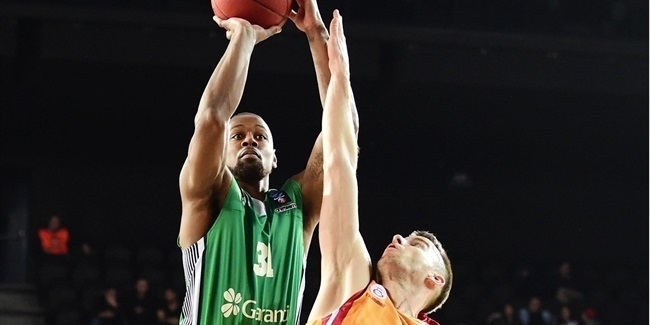 Darussafaka's Bell, out for the season