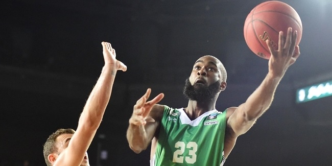 Darussafaka's Sant-Roos, out to make Cuban basketball history