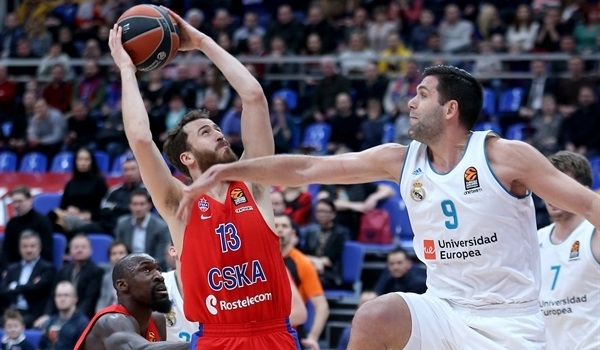 RS Round 21 report: CSKA's early KO punch holds off Madrid