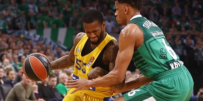 Focus on: Pierre Jackson, Maccabi FOX Tel Aviv