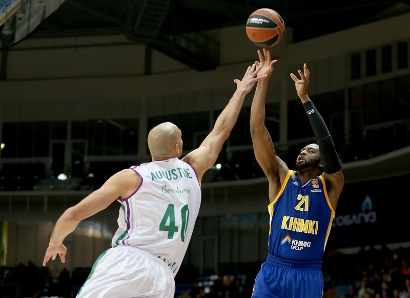 James Anderson - Khimki Moscow Region - EB17