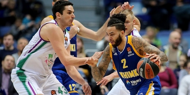 Tyler Honeycutt, Khimki: 'We still have to see our full potential'