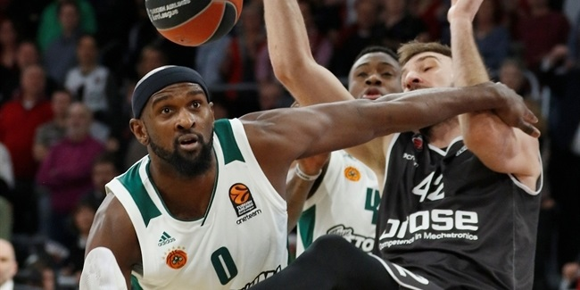 RS Round 21: Brose Bamberg vs. Panathinaikos Superfoods Athens