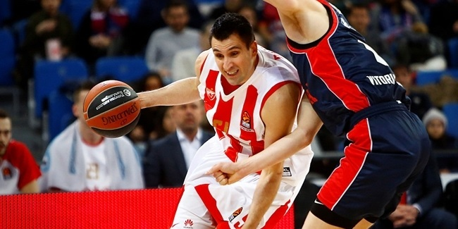 Milko Bjelica, Crvena Zvezda: 'We're also a playoff candidate'