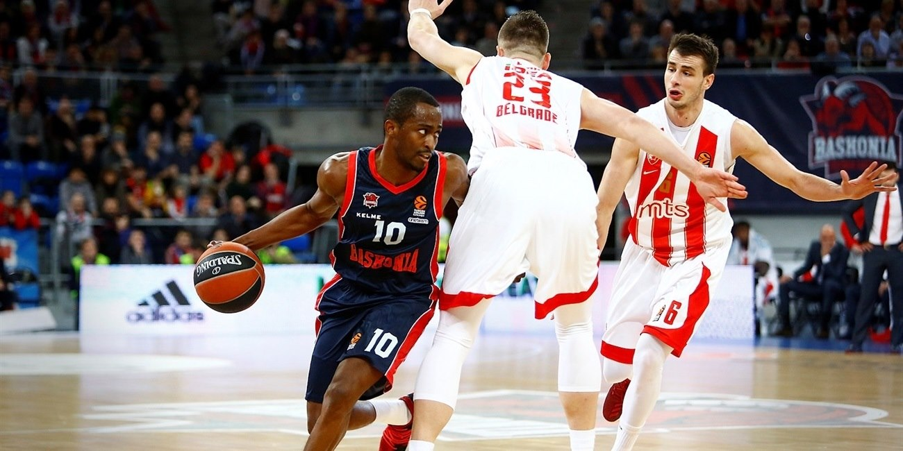 Rodrigue Beaubois - Baskonia Vitoria Gasteiz - EB17