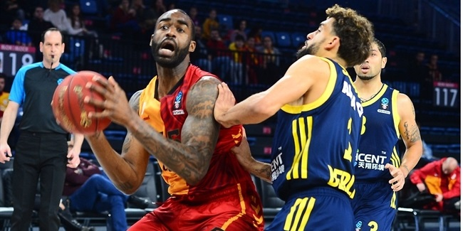 7DAYS EuroCup, Top 16, Round 6: Galatasaray Odeabank Istanbul vs. ALBA Berlin