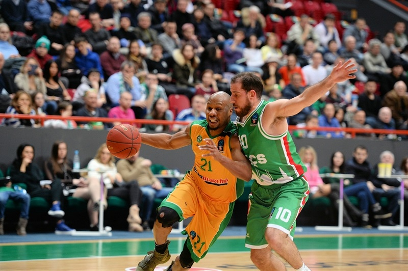 Danny Gibson - Limoges CSP (photo UNICS) - EC17