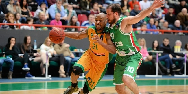 7DAYS EuroCup, Top 16, Round 6: UNICS Kazan vs. Limoges CSP
