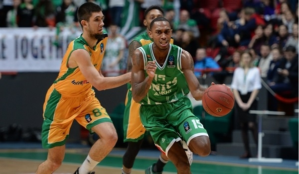Top 16, Round 6: UNICS celebrates quarterfinals berth by beating Limoges