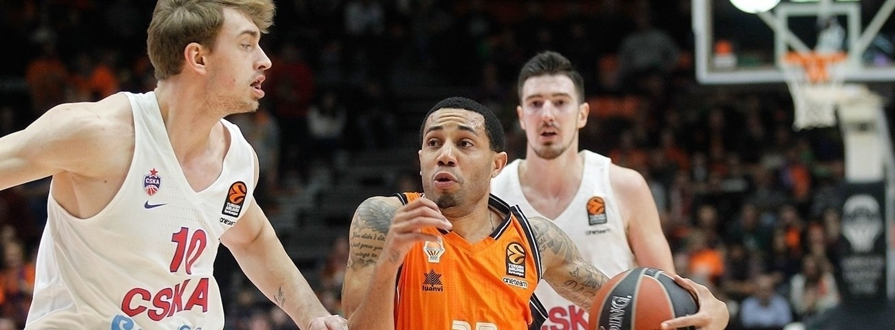 Erick Green, Valencia: 'Doing a lot with what we have'