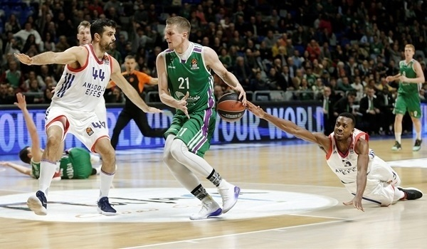 RS Round 22 report: Waczynski, Unicaja hold off Efes
