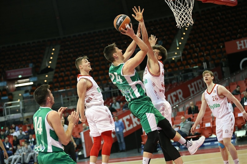 Tomas Balciunas - U18 Real Betis Energia Plus Seville - ANGT Munich 2018 (photo Stickel - FCBB) JT17