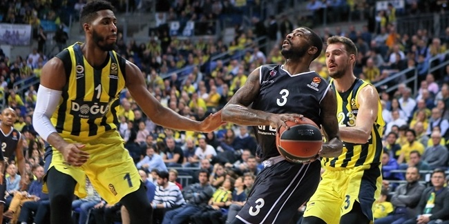RS Round 22: Fenerbahce Dogus Istanbul vs. Brose Bamberg