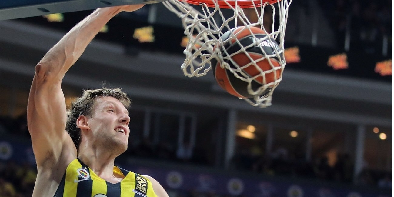 Jan Vesely - Fenerbahce Dogus Istanbul - EB17