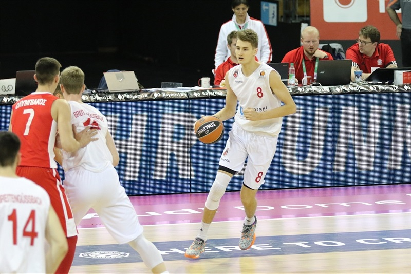 Henri Drell - U18 Brose Bamberg - ANGT Munich 2018 (photo Stickel - FCBB) JT17
