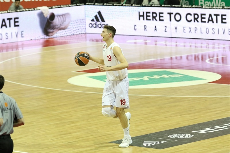 Kay Bruhnke - U18 Brose Bamberg - ANGT Munich 2018 (photo Stickel - FCBB) JT17