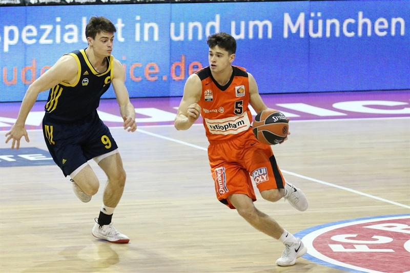 Tim Koepple - U18 ratiopharm Ulm - ANGT Munich 2018 (photo Matthias Stickel - FCBB) JT17