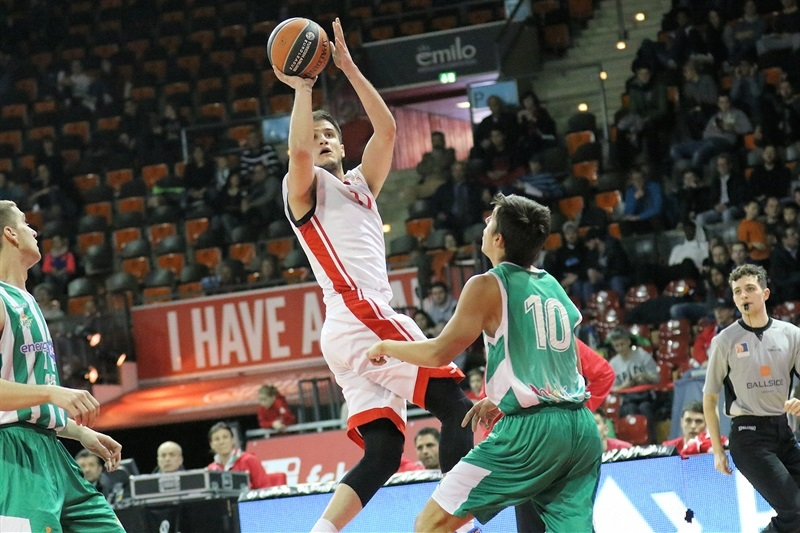 Nikolaos Arsenopoulos - U18 Olympiacos Piraeus - ANGT Munich 2018 (photo Matthias Stickel - FCBB) JT17