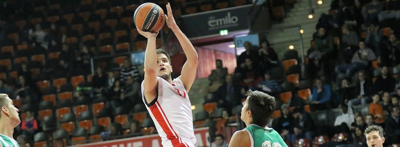 Watching Spanoulis an honor for Olympiacos talent Arsenopoulos