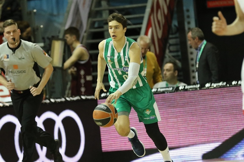 Andrzej Pluta - U18 Real Betis Energia Plus Seville - ANGT Munich 2018 (photo Matthias Stickel - FCBB) JT17