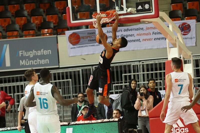 Jason George - U18 ratiopharm Ulm - ANGT Munich 2018 (photo Matthias Stickel - FCBB) JT17