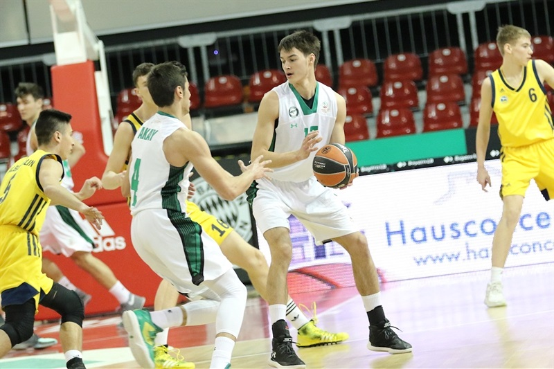 Oller Stumer - U18 Darussafaka Istanbul - ANGT Munich 2018 (photo Matthias Stickel - FCBB) JT17