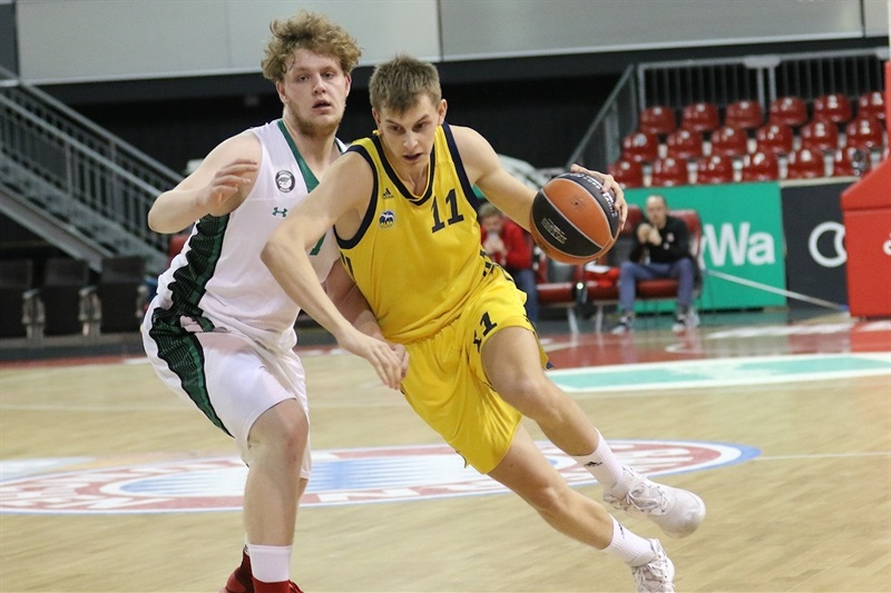 Lorenz Brenneke - U18 ALBA Berlin - ANGT Munich 2018 (photo Matthias Stickel - FCBB) JT17