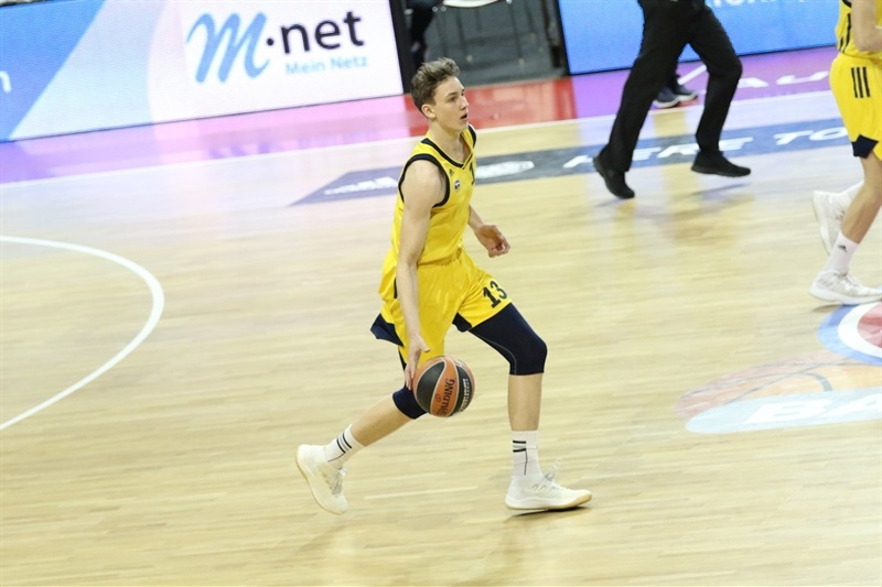 Franz Wagner - U18 ALBA Berlin - ANGT Munich 2018 (photo Matthias Stickel - FCBB) JT17