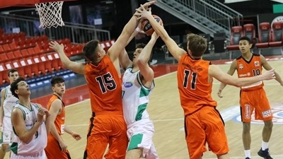 ANGT Munich 7th place: U18 Real Betis Energia Plus Seville 67-78 ratiopharm Ulm