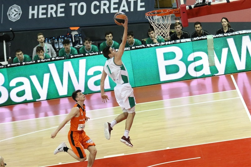 Anthony Da Silva - U18 Real Betis Energia Plus Seville - ANGT Munich 2018 (photo Matthias Stickel - FCBB) JT17