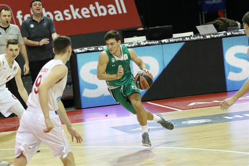 Can Turgut - U18 Darussafaka Istanbul - ANGT Munich 2018 (photo Matthias Stickel - FCBB) JT17